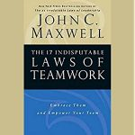 John Maxwell - 17 laws of teamwork